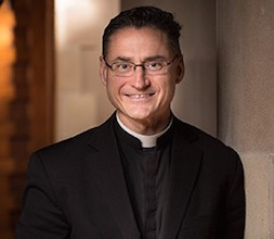 Fr. James Mason, J.D., President-Rector of Kenrick-Glennon Seminary.