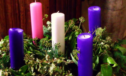 The Advent Wreath — a Poem