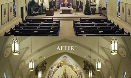 Before & After:  13 Beautiful Sanctuary Renovations Worth Celebrating
