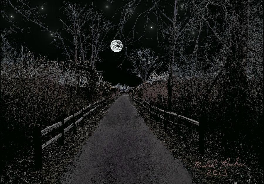 Beneath the Fair Moon's Watch – A Poem for Advent